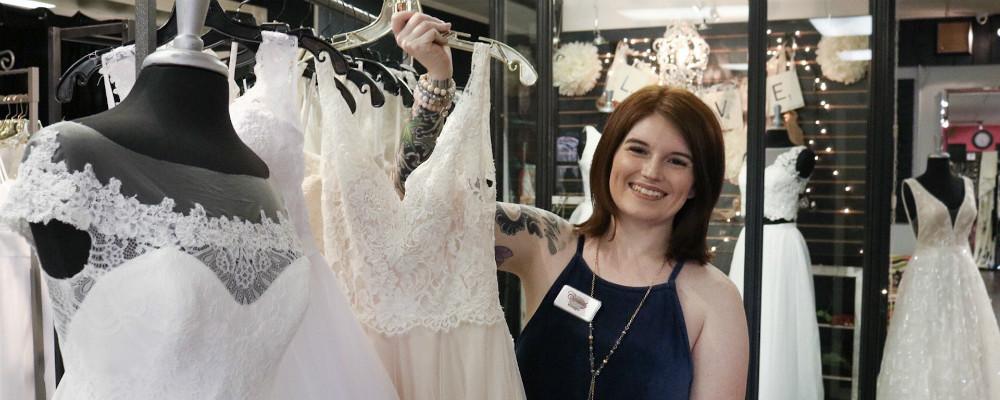 Azarue's Bridal and Formal Employment