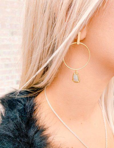 Magnolia Earrings